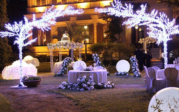 Sognare di trovarsi in un matrimonio da favola è bellissimo, ma se il sogno può diventare realtà allora tutto diventa straordinariamente fantastico!