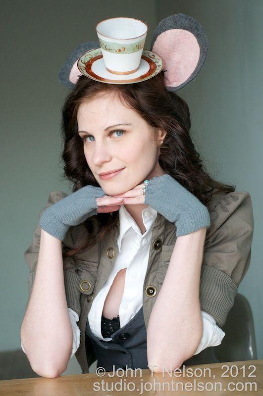Dormouse Alice I Wonderland Kostume Ideer
