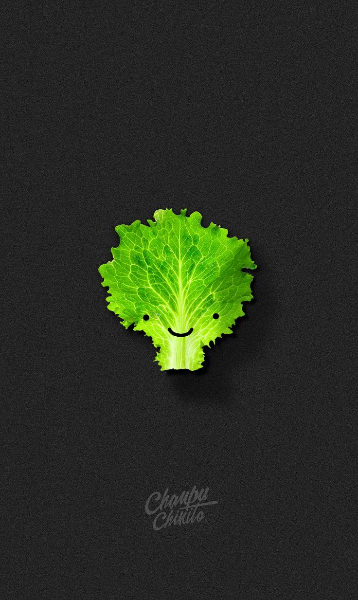 Mr. Little Lettuce Slice