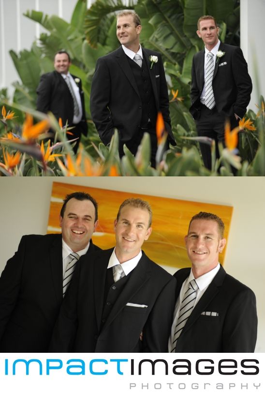 Would you believe it that these guys seemed more nervous than the girls on this wedding at the Magenta Shores on the Central Coast?   Impact Images photographers get to capture this unique moment. For more groom + groomsmen photos, check out http://www.impact-images.com.au/