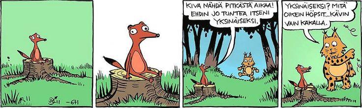 Kamala luonto 28.6. - Ilta-Sanomat
