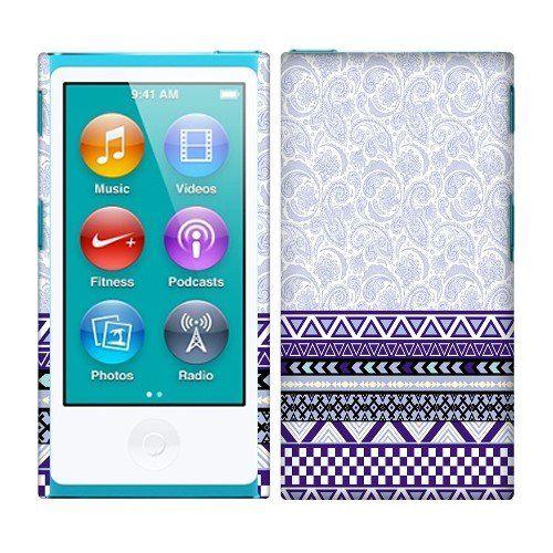 Amazon.com: Fincibo (TM) Apple iPod Nano 7 (7th Generation) Back Cover Hard Plastic Protector Case - Light Starfish: Cell Phones & Accessories