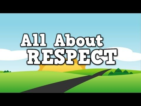 ALL ABOUT RESPECT! (song for kids about showing respect) - YouTube