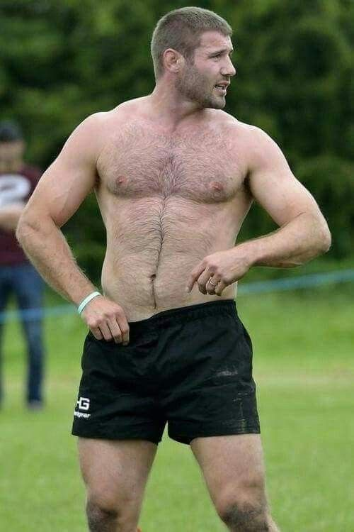 Men Rugby sexy