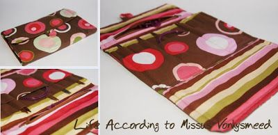How to: Make an interchangeable knitting needle case | Life According to Missus Vonkysmeed