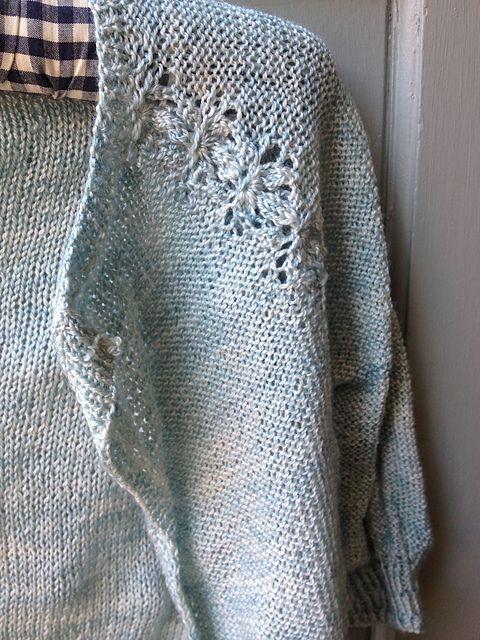 Ravelry: Project Gallery for Lobelia pattern by Meghan Fernandes