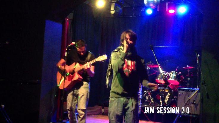 Mc Sound feat Reggaemotion at jam session night 2.0 6° edition Login Milano (Black Hole)  #musica #jamsession #jamsessionnight20  #jamsession20 #social #faiunclicksalisulpalco #livemusic