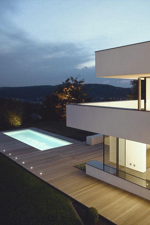 Volumes #architecture #design #pools #villas #mezzanine #balcony