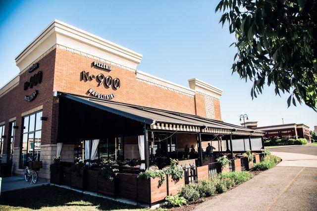 Nos restaurants | No. 900 | Pizzéria napolitaine | Livraison