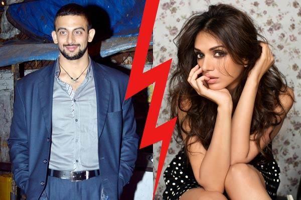 Aditi Rao Hydari breaks up with her long time boyfriend Arunoday Singh
