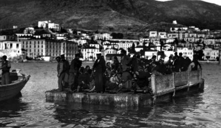 Exile of Samsoun Greeks, 1923