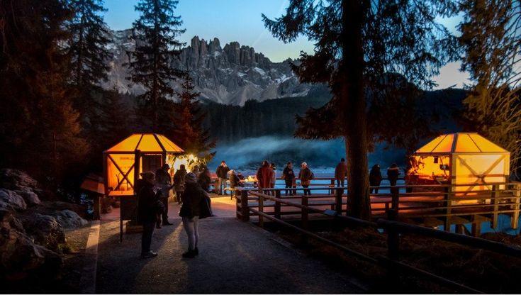 Mercatini di natale Bolzano - Val d'Ega