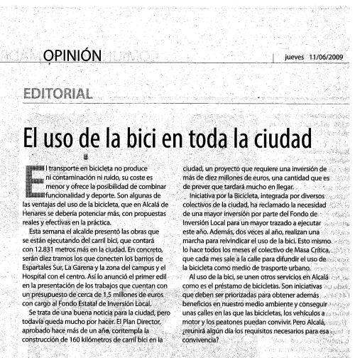 Resultado de imagen para editorial periodistico | ideas de ...