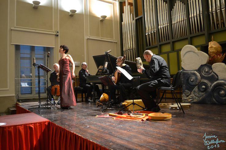 I Mercoledì del Conservatorio - Quartetto di Tromboni e In Tabernae Musica 15/04/15