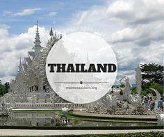 La Thailande, un pays de foodie!