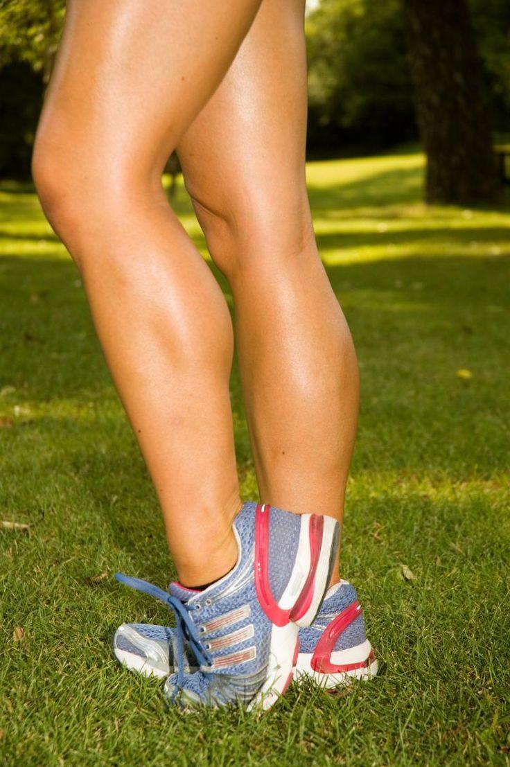 Rutina de ejercicios para pantorrillas