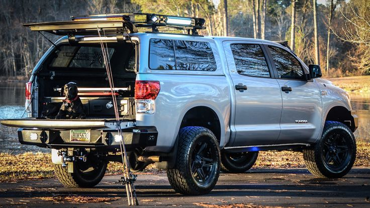 Z Series on Toyota Tundra - Photo from Rigid Industries