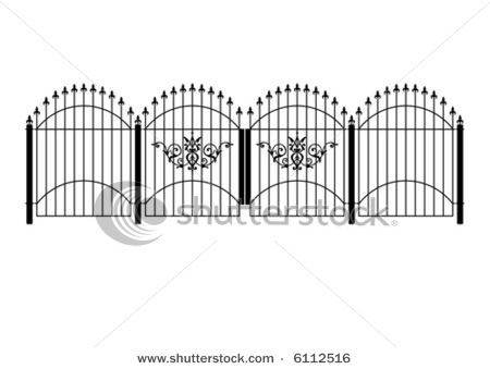 Wrought Iron Fence Design 116 best wrought iron fences images on pinterest wrought iron wrought iron fencing workwithnaturefo