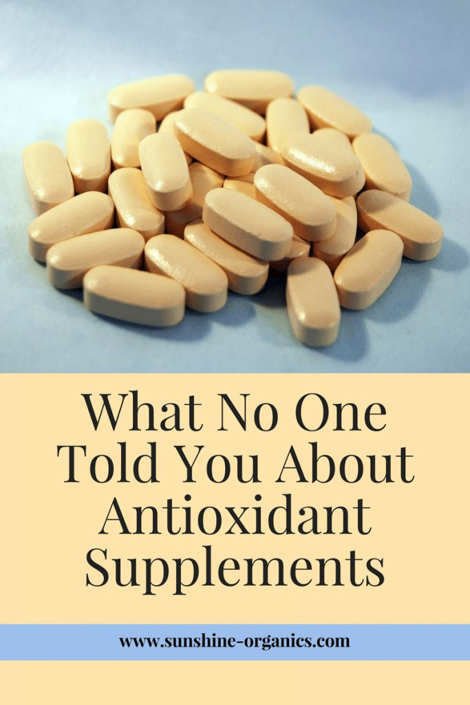 Surprising facts about antioxidant. Should you take antioxidant supplements? Are multivitamin pills good for you? How do antioxidants impact your health? Get the answers and more (plus free eBook): https://blog.sunshine-organics.com/antioxidant-supplements/