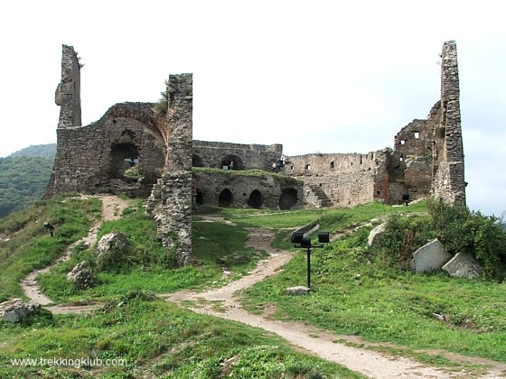 May 5. - Deva fortress. Join us on our next hiking event. A trip to Transylvania (RO, Europe). Contact us at www.trekkingklub.com