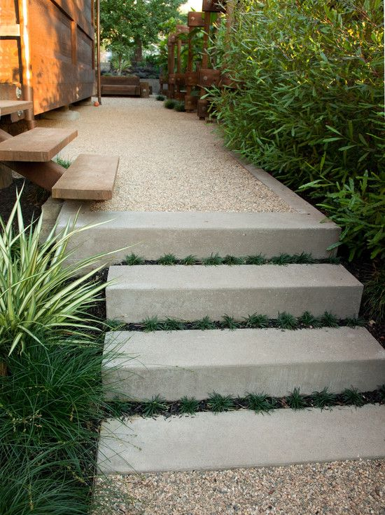 Modern landscape design pictures remodel decor and for Courtyard renovation ideas
