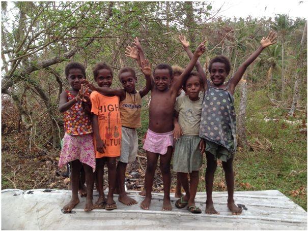 166,000 population of NORTHERN VANUATU … NOT ONE DOCTOR!