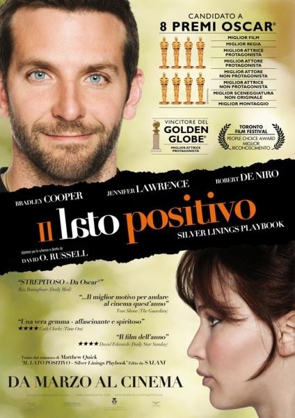 Il lato positivo - Silver Linings Playbook (7/03)