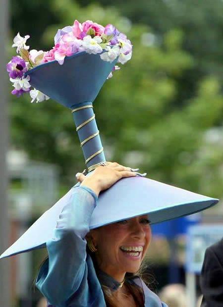 15 Weirdest Hats - Oddee.com (funny hats, weird hats)