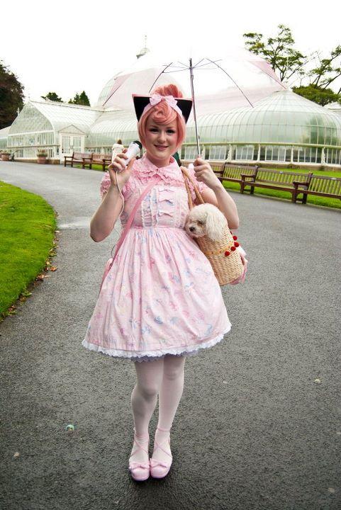 jigglypuff  Lolita Cosplay | Cosplay Island | View Costume | lovinglolisa - Jigglypuff