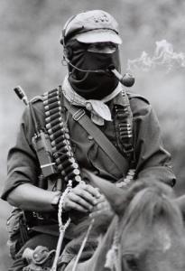 Frida Hartz - 1994 - Subcomandante Marcos