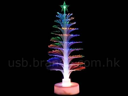 USB Fiber Optic Christmas Tree such an awesome array of colors.