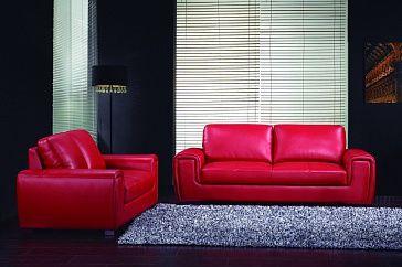 Диван прямой Прямой диван - 2 места для сиденья
