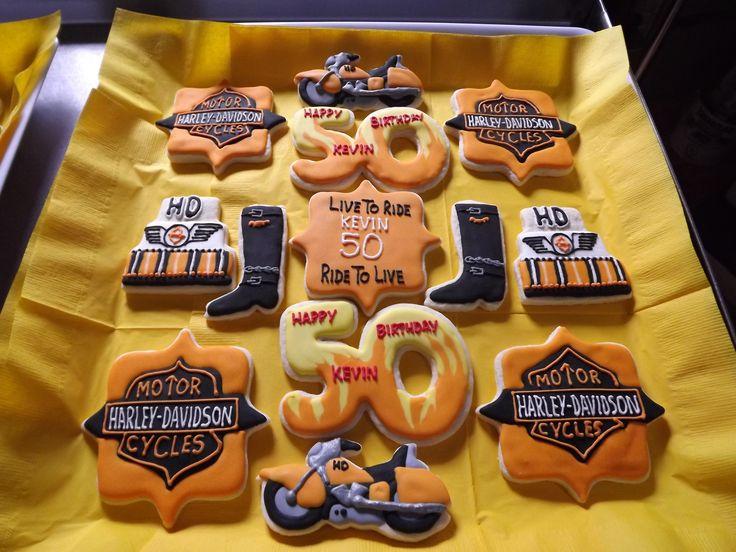 Harley Davidson Log: 58 Best Cookies: Sugarbelle's Bus Cutter Images On