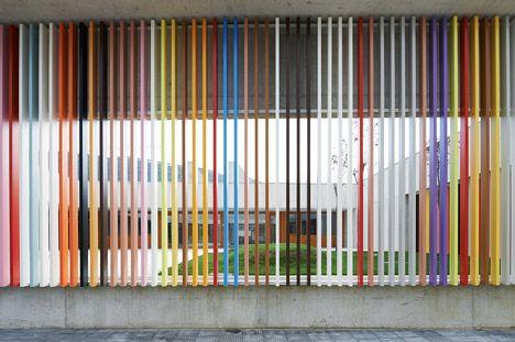 Nursery School in Berriozar by Larraz, Beguiristain and Bergera