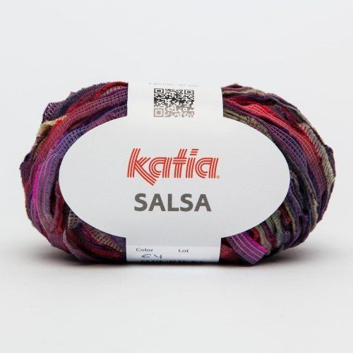 Katia Salsa 64 / 50g Wolle