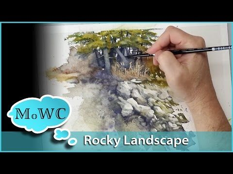 Hello, my name is Steve Mitchell. Welcome to the Mind of Watercolor. I have been a professional designer and illustrator for 30+ years but now its time to ch...