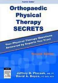 Orthopedic physical therapy secrets book
