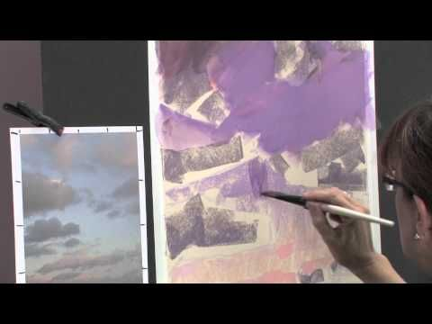 Painting Realistic Landscapes in Pastel: Skies with Liz Haywood-Sullivan