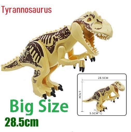 8pcs Jurassic World 2 Fallen Kingdom Indominus Rex