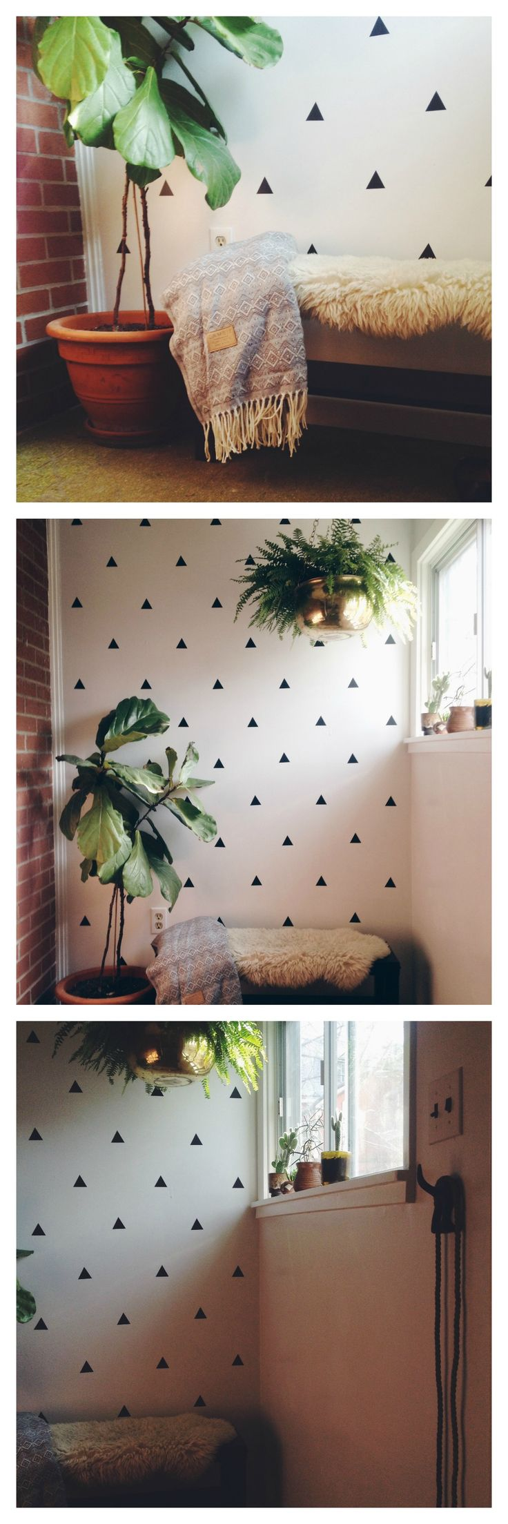 best 25 midcentury wall decals ideas on pinterest midcentury modern mudroom with function