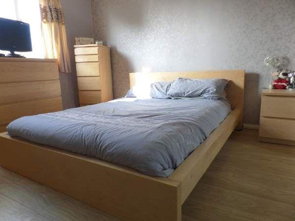 malm bedroom set Inspiratie voor win en ems place Pinterest - arte m esszimmerbank