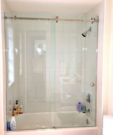 Simple Shower and Tub Enclosures Chevy Chase Glass Inspirational - Minimalist bathtub glass enclosure New Design