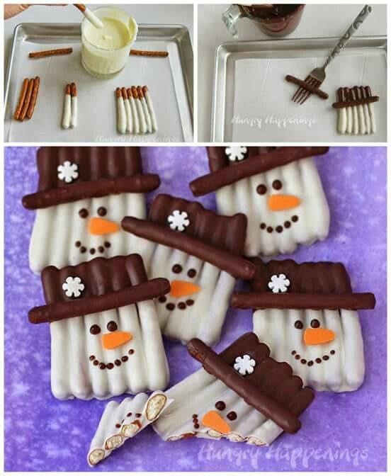 Thinking about doing these for Austins Christmas party at School!