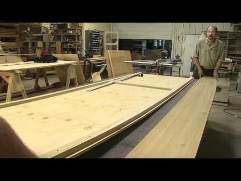 """One of the best  """"start to finish"""" video's on How to Build a Flat Bottomed Boat  - part ONE by Kentucky YAfield*"""