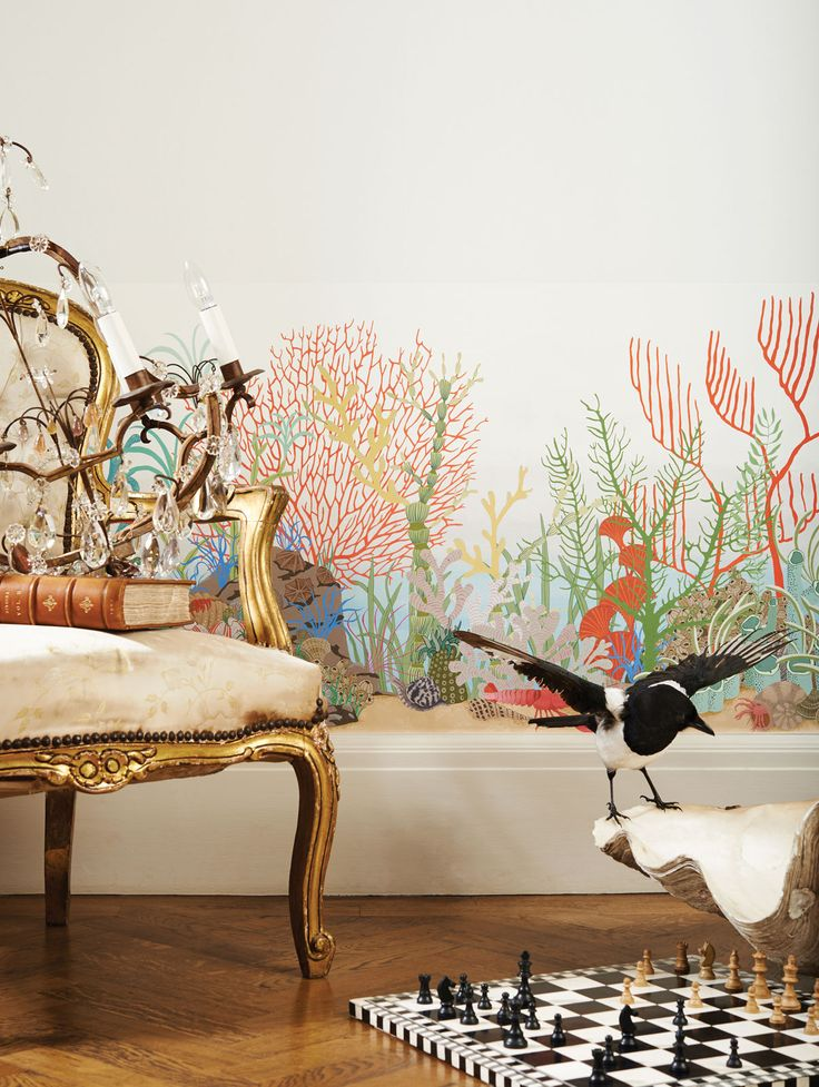 Cole & Son | Whimsical collection | Archipelago border