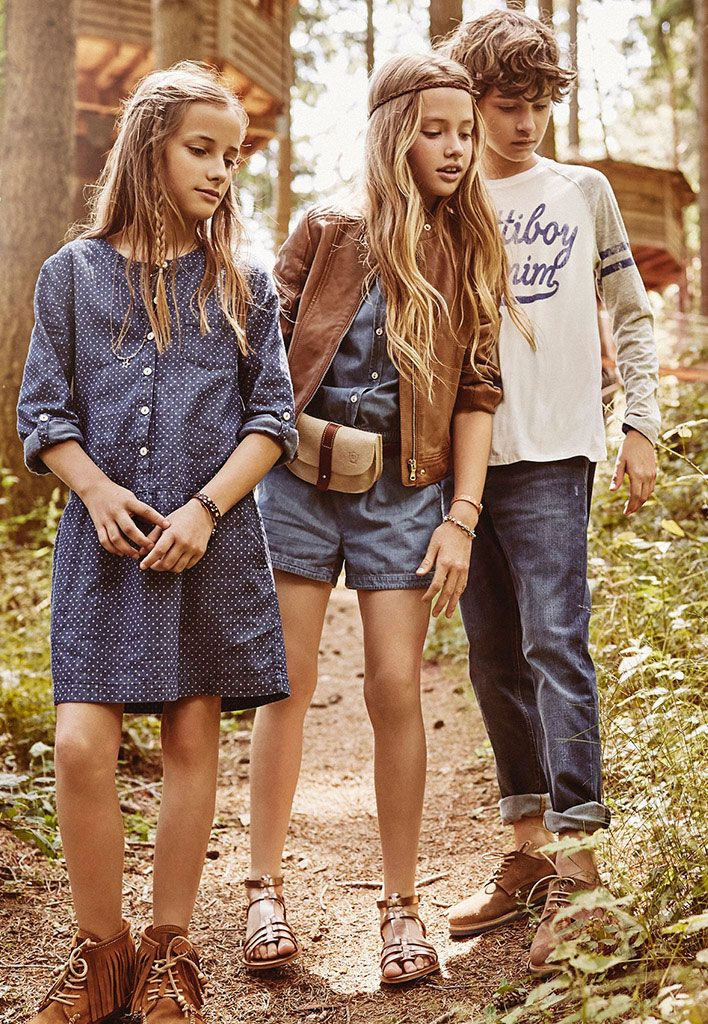 CAMP STORIES - Lookbook - Boys & Girls Collection