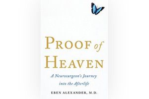 Dr. Eben Alexander's Proof of Heaven- Saw this on Dr. Oz today!! So fascinating!!!