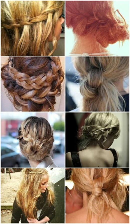 Summer hair styles hair - need to grow my hair just a little more!