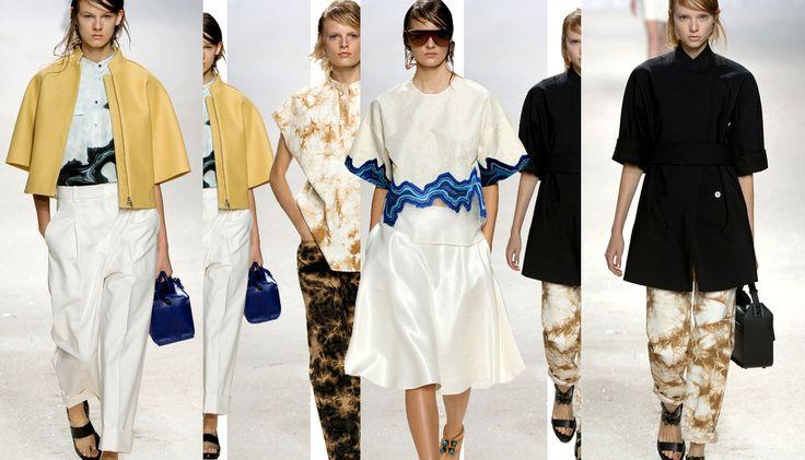 Неделя моды в Нью-Йорке: 3.1 Phillip Lim, весна-лето 2014