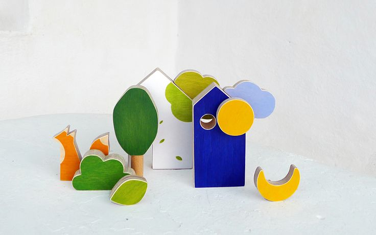 Wooden Toys Made of Dreams - Greece Is
